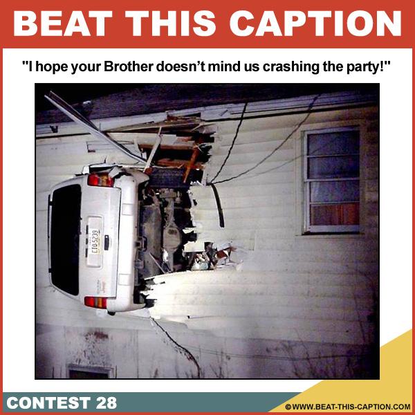 Beat This Caption Contest 28