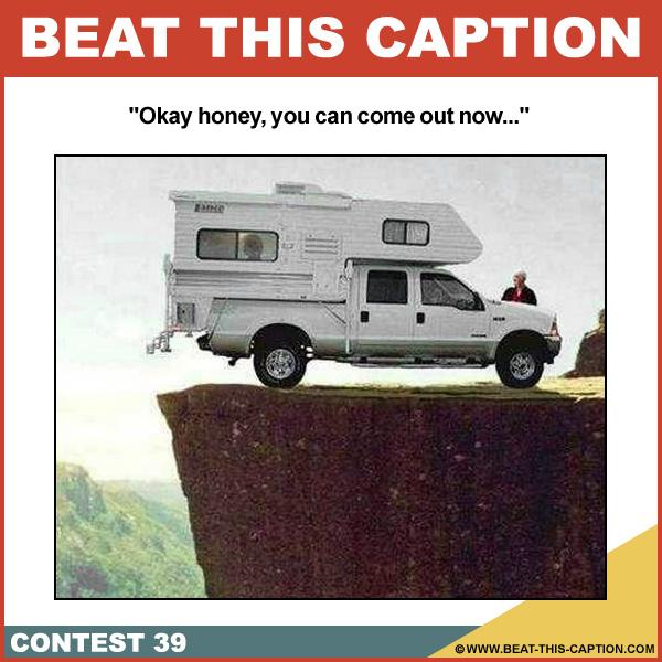 Beat This Caption Contest 39