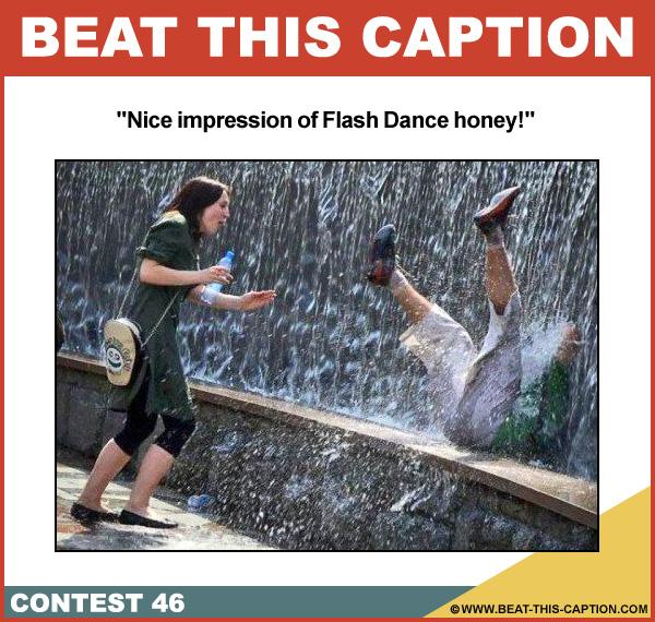 Beat This Caption Contest 46