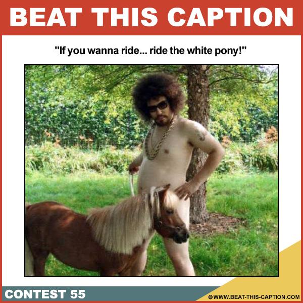 Beat This Caption Contest 55