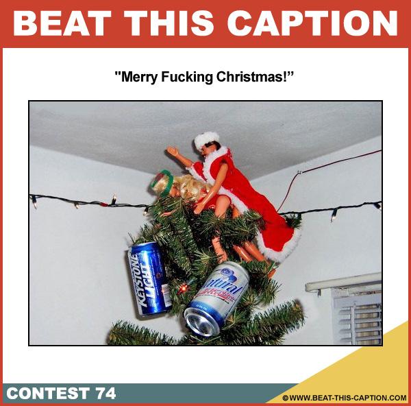 Beat This Caption Contest 74