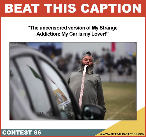 Beat This Caption Contest 86