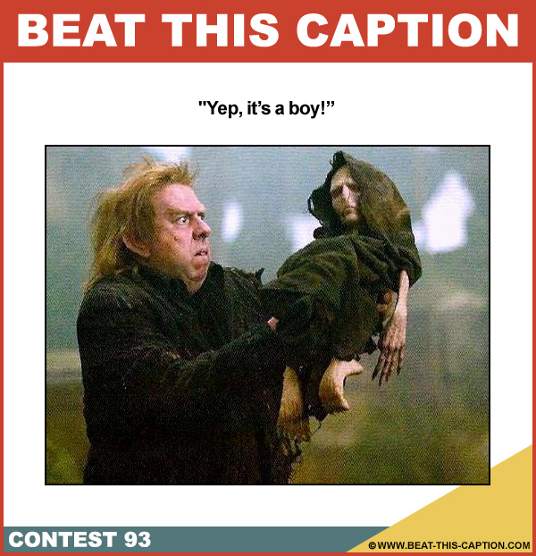 Beat This Caption Contest 93