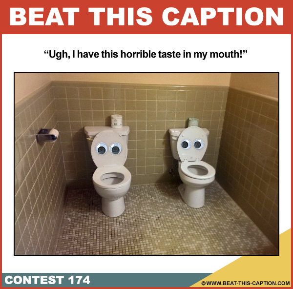 Beat This Caption Contest 174